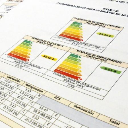 Certificação energética // Certificado Energético