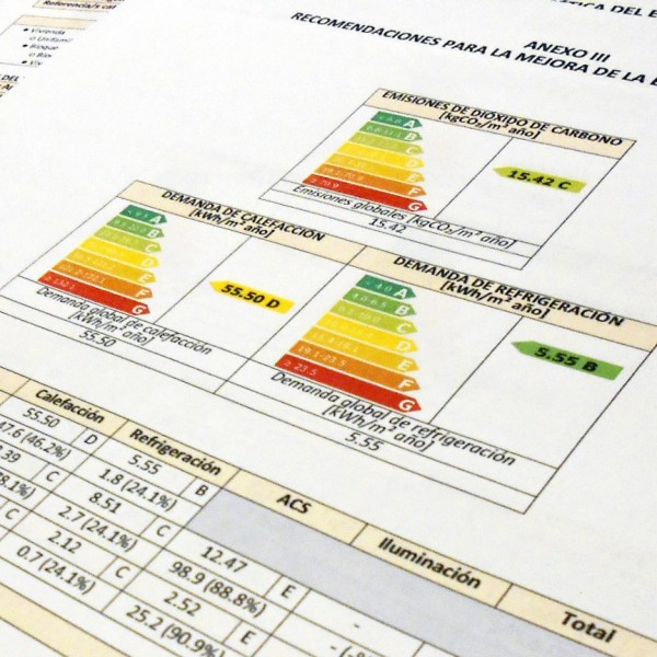 Certificado energético : Eficiência energética na Europa